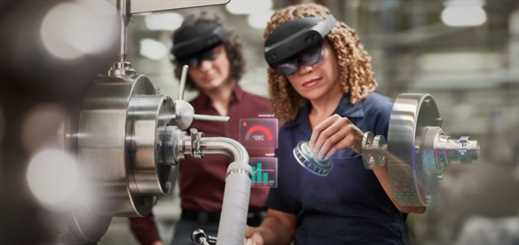 Saint-Gobain uses HoloLens and Dynamics 365 for remote efficiency