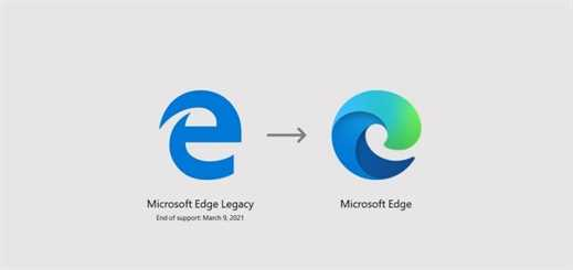 Microsoft to phase out legacy Edge browser by April 2021