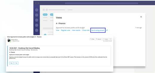 Decisions expands secure voting in Microsoft Teams