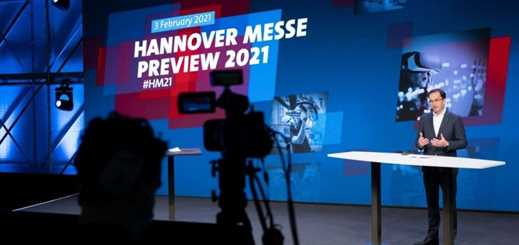 Hannover Messe 2021 Digital Edition: innovation, inspiration, interaction