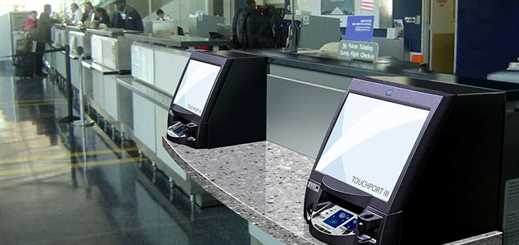 Shenzhen Bao'an selects NCR for self service check-in terminals
