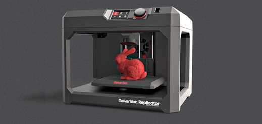 MakerBot unveils three new 3D printers with Windows 8.1 integration