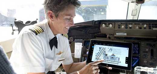 Surface 2 tablets receive FAA authorisation for electronic flight bags