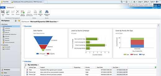 New capabilities for Microsoft Dynamics CRM will improve customer engagement