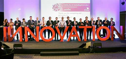Efma and Accenture announce 2014 Global Financial Services award winners