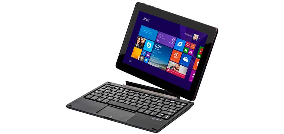 E-Fun launches new Nextbook Windows 2-in-1 tablet