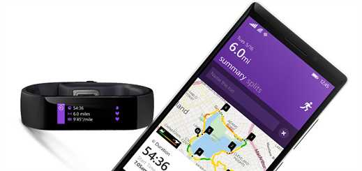 Microsoft launches health platform and smart band to deliver fitness insights