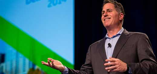 Michael Dell focuses on data opportunity at Dell World