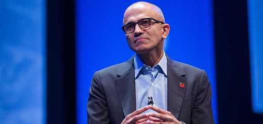 Satya Nadella discusses cloud-enabled mobile experiences at UK event