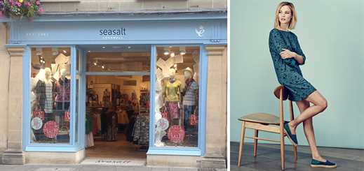 UK retailer Seasalt adopts ax|is fashion from K3 Retail