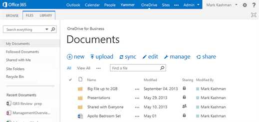 Salesforce.com and Microsoft debut new universal file sharing solution
