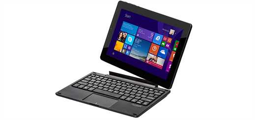 E Fun expands its Windows two-in-one device line up