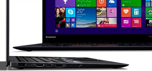 Lenovo unveils thinner, lighter business laptop with X1 Carbon