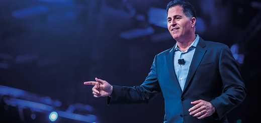 Executive insight: Dell chief executive officer Michael Dell