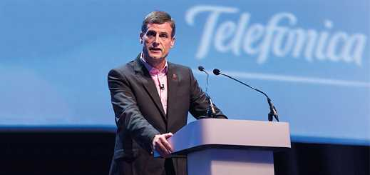 Executive insight: Telefonica UK CEO Ronan Dunne