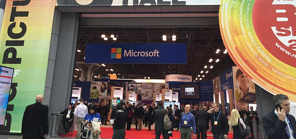 Omni-channel, EMV and internet of things top agenda at NRF's Big Show