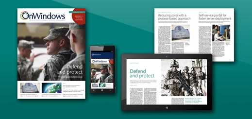 The Defence Special Edition of OnWindows is now available