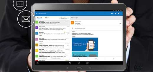 Outlook app for iOS and Android delivers security update