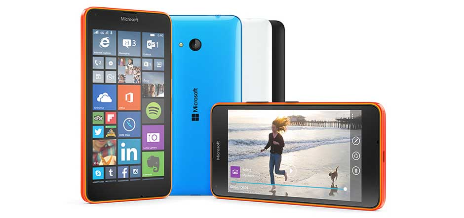 Microsoft launches mid-market Lumias at Mobile World Congress