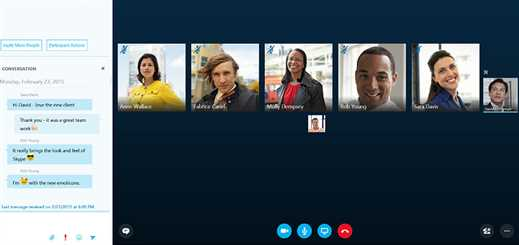 Technical preview of Skype for Business now available to customers