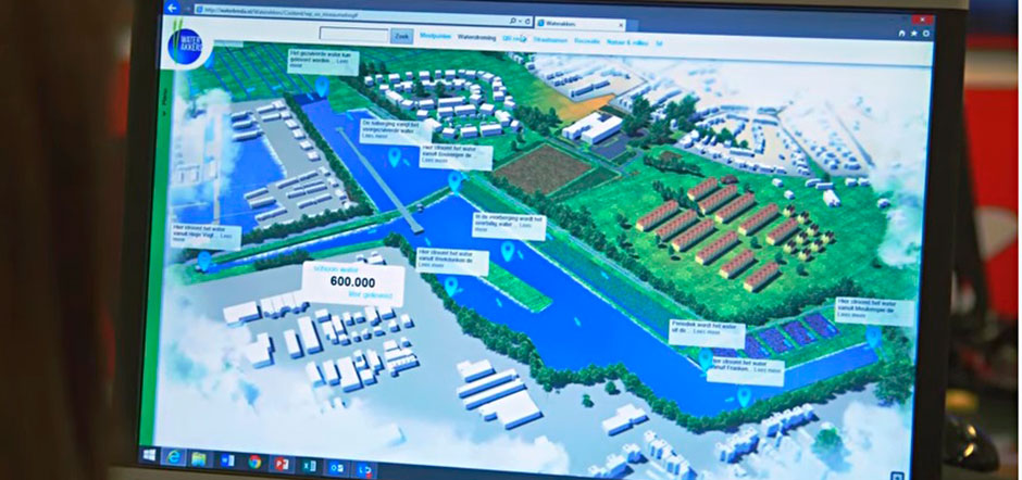City of Breda optimises water use with the internet of things