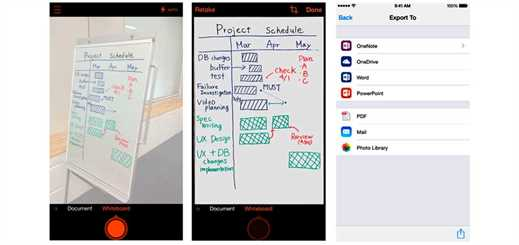 Microsoft releases Office Lens app for iPhone and Android