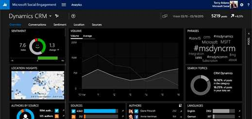 Microsoft Social Engagement now generally available