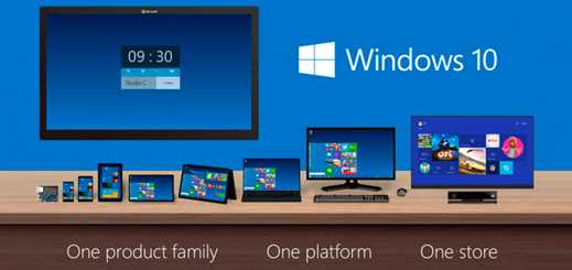 Microsoft reveals more about Windows 10 editions