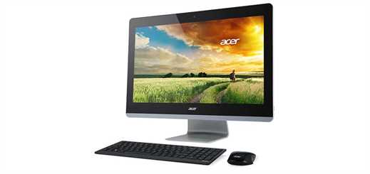Acer unveils Aspire Z Series of all-in-one PCs