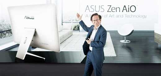 Asus unveils Zen all-in-one PC and Transformer Book update at Computex