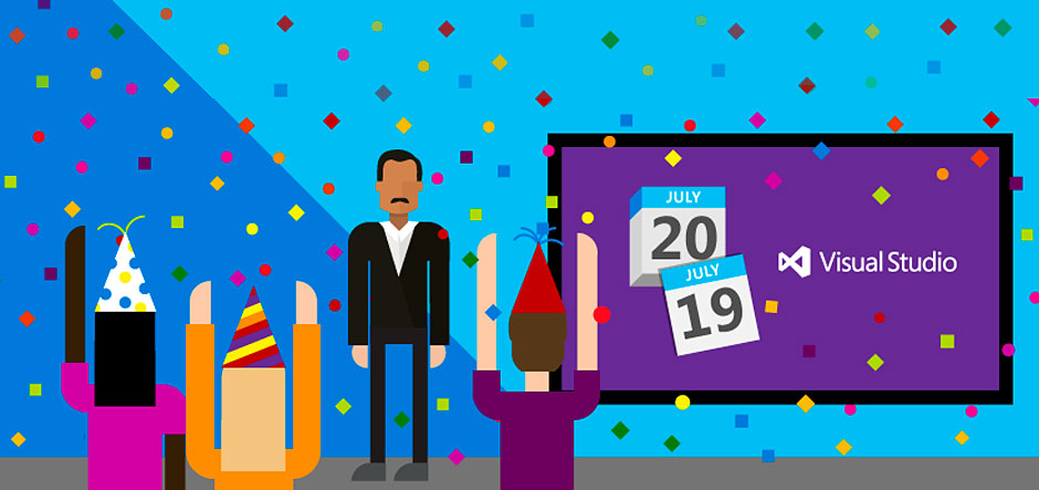 Save the date: Visual Studio 2015 launches on 20 July