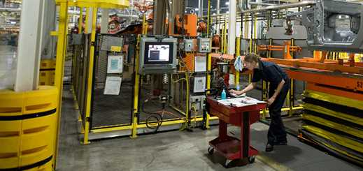Taking advantage of the digital opportunity in manufacturing