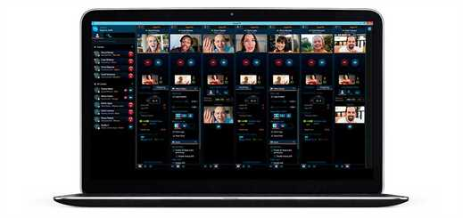 Microsoft updates its Skype TX controller software