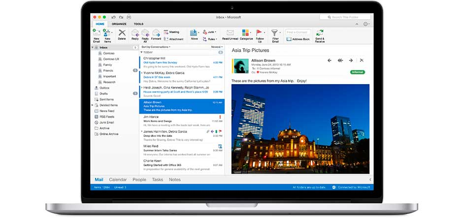 Microsoft makes Office 2016 for Mac available to customers