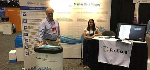 Profisee showcases Master Data Maestro software at WPC