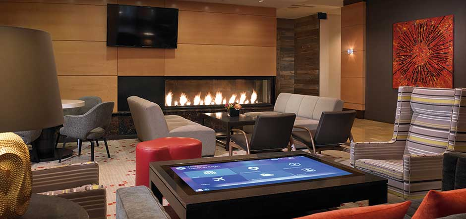 Hotels reimagine the guest experience through the power of IT
