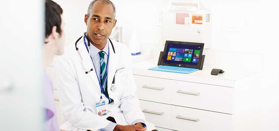The benefits of migrating from Windows XP in healthcare
