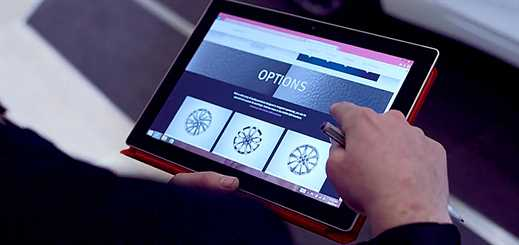 Infiniti retail group UK boosts customer experience with Surface 3