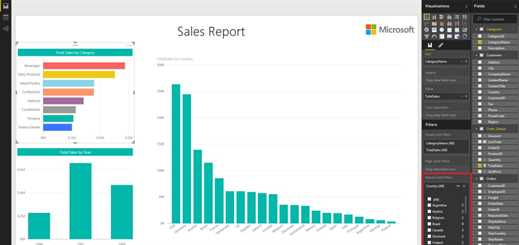 Microsoft makes series of updates to Power BI Desktop