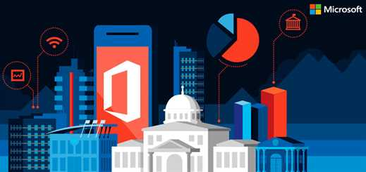 Using Office 2016 to connect agencies and citizens