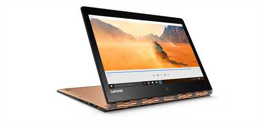 Lenovo unveils new selection of YOGA PCs