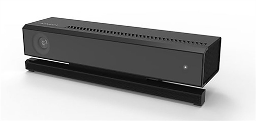 Microsoft releases images of Kinect for Windows v2 hardware