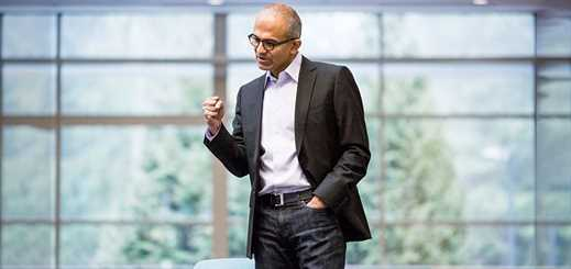 A new approach to security is needed, says Satya Nadella