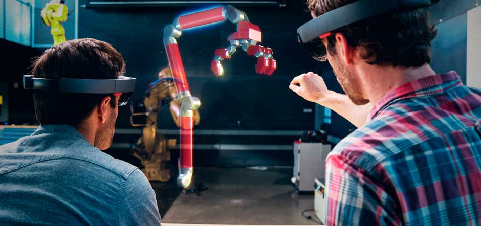 Autodesk and Microsoft Hololens collaborate on new 3D design tool