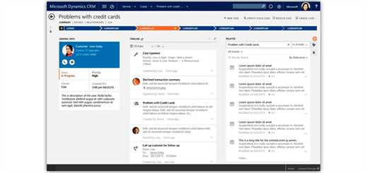 Microsoft releases latest version of Dynamics CRM platform