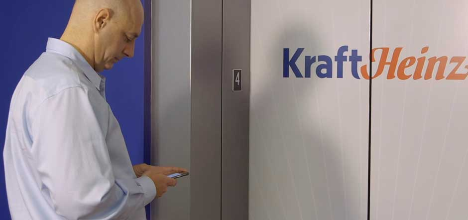 The Kraft Heinz Company supports collaboration with Office 365