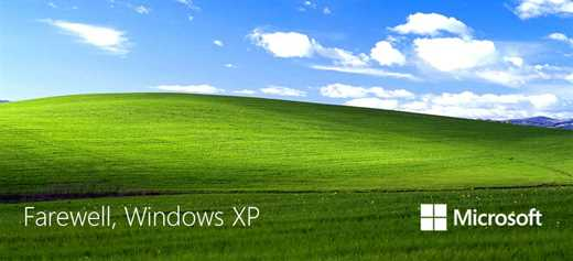 Public reacts to end of support for Windows XP