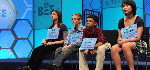 Microsoft partners with Scripps National Spelling Bee to help integrate technology