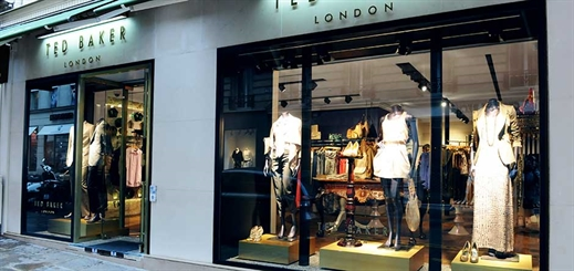Ted Baker adopts Microsoft Dynamics AX to support growth plans