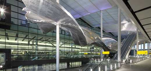 Dassault Systèmes 3DEXPERIENCE technology used for Heathrow sculpture
